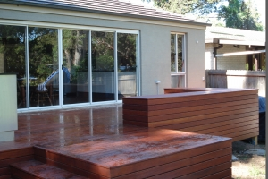 Helensvale Decking
