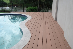 Monterey Keys Modwood deck